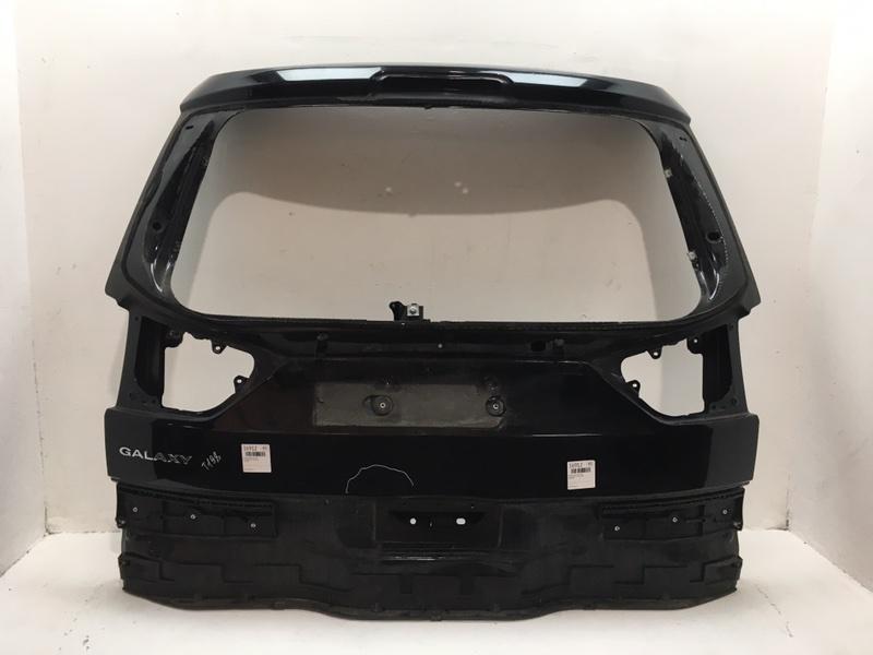 Крышка багажника Ford Galaxy 2.0 TDCI 2013 задняя (б/у)