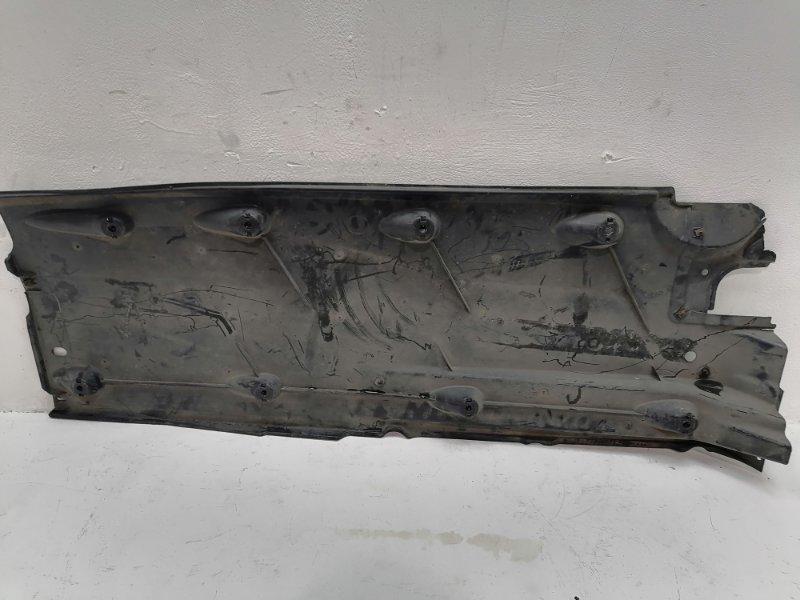 Защита Volkswagen Passat B7 1.6 TDI 2012 левая (б/у)