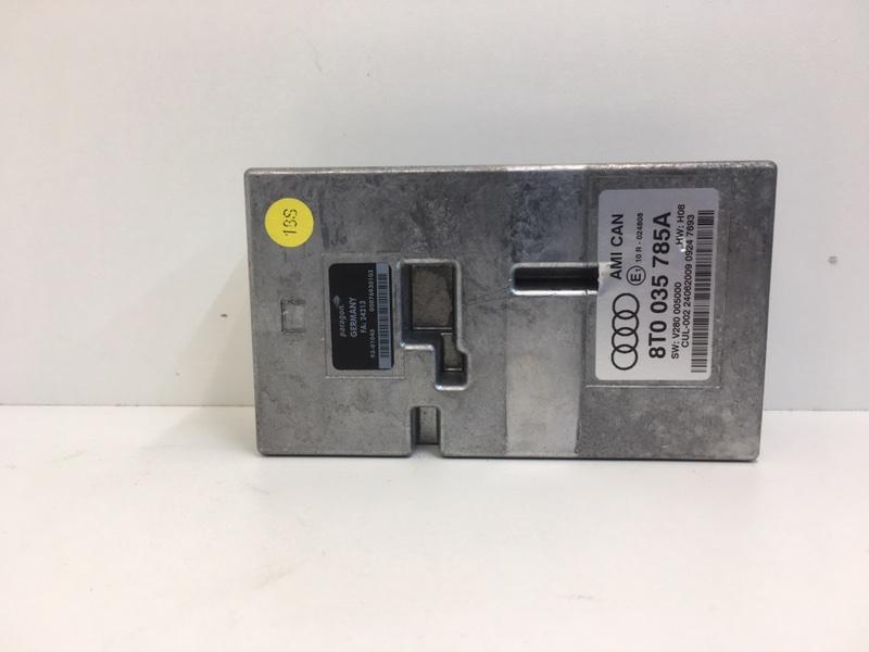 Блок мультимедийный Audi A4 B8 2.0 TFSI (б/у)