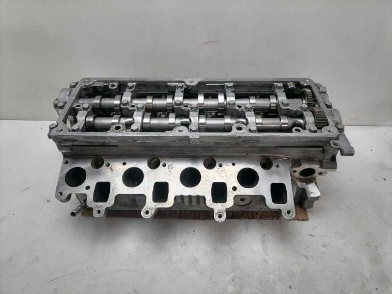Головка блока цилиндров Volkswagen Amarok 2H 2.0 TDI 2015 (б/у)