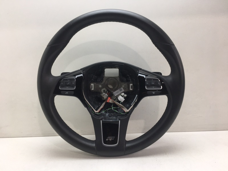 Руль Volkswagen Touareg 2 Nf 3.0 TDI 2017 (б/у)