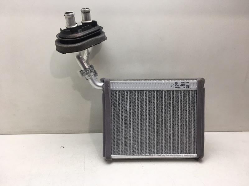 Радиатор печки Volkswagen Touareg 2 Nf 3.0 TDI 2017 (б/у)