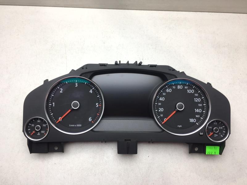 Панель приборов Volkswagen Touareg 2 Nf 3.0 TDI 2017 (б/у)