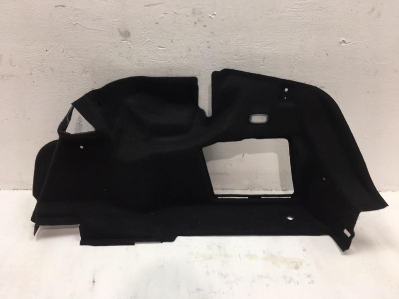 Обшивка багажника Mercedes C220 W204 2.2 CDI 2011 правая (б/у)