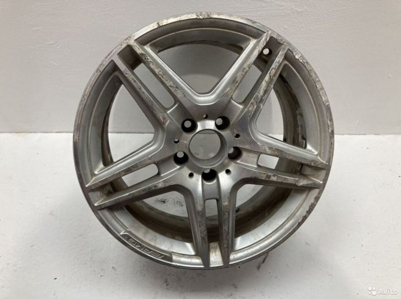 Диск литой Mercedes E350 W212 3.5 2011 (б/у)