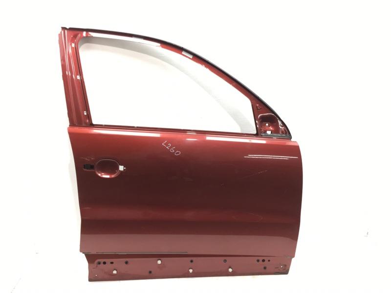 Дверь Volkswagen Tiguan 2.0 TDI 2012 передняя правая (б/у)