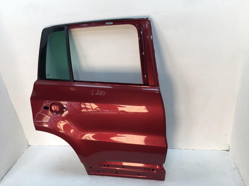 Дверь Volkswagen Tiguan 2.0 TDI 2012 задняя правая (б/у)