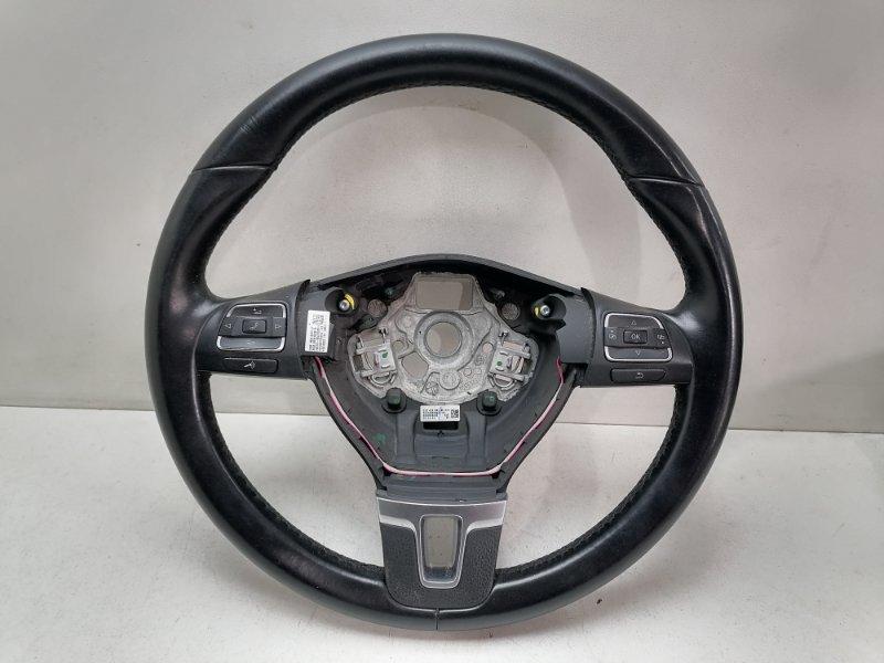 Руль Volkswagen Passat B7 1.6 TDI 2012 (б/у)
