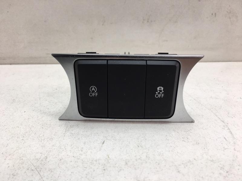 Кнопка esp Volkswagen Touareg 2 Nf 3.0 TDI 2017 (б/у)