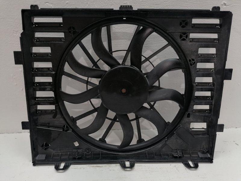 Вентилятор радиатора Volkswagen Touareg 2 Nf 3.0 TDI 2017 (б/у)