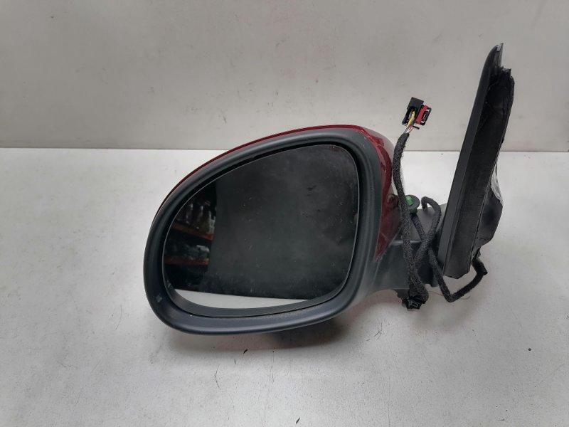 Зеркало Volkswagen Tiguan 2.0 TDI 2012 левое (б/у)