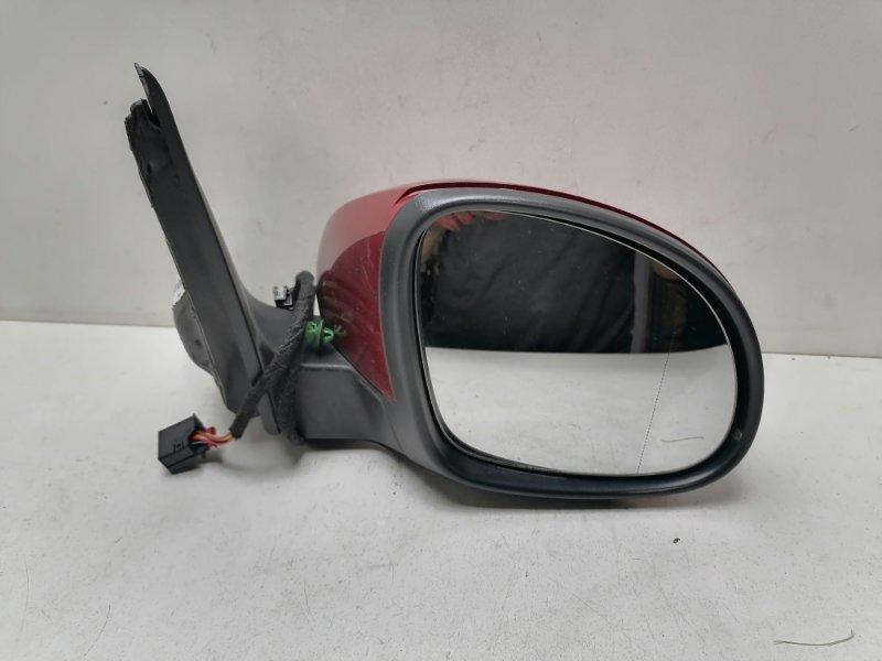 Зеркало Volkswagen Tiguan 2.0 TDI 2012 правое (б/у)