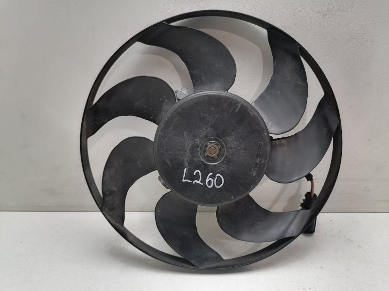 Вентилятор радиатора Volkswagen Tiguan 2.0 TDI 2012 (б/у)