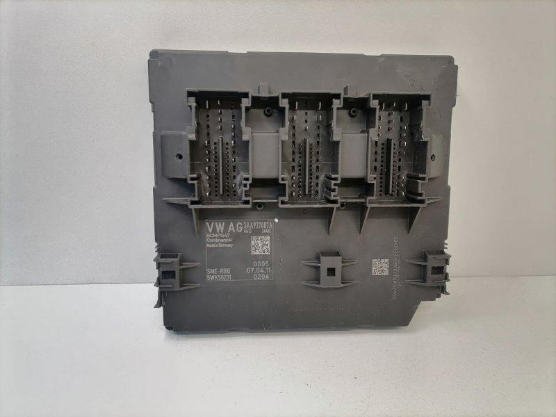 Блок комфорта Volkswagen Passat B7 2.0 TDI 2011 (б/у)