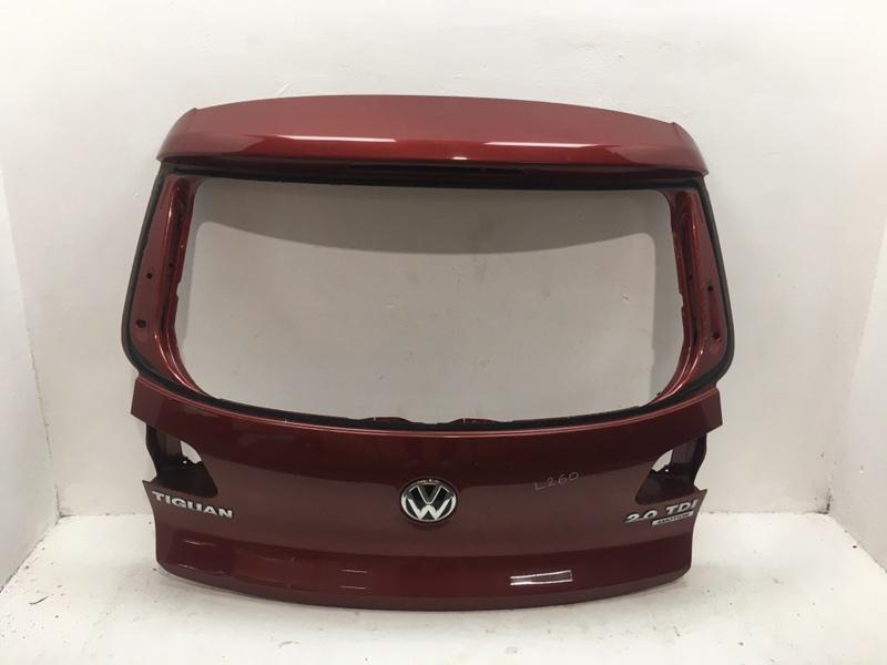 Крышка багажника Volkswagen Tiguan 2.0 TDI 2012 (б/у)