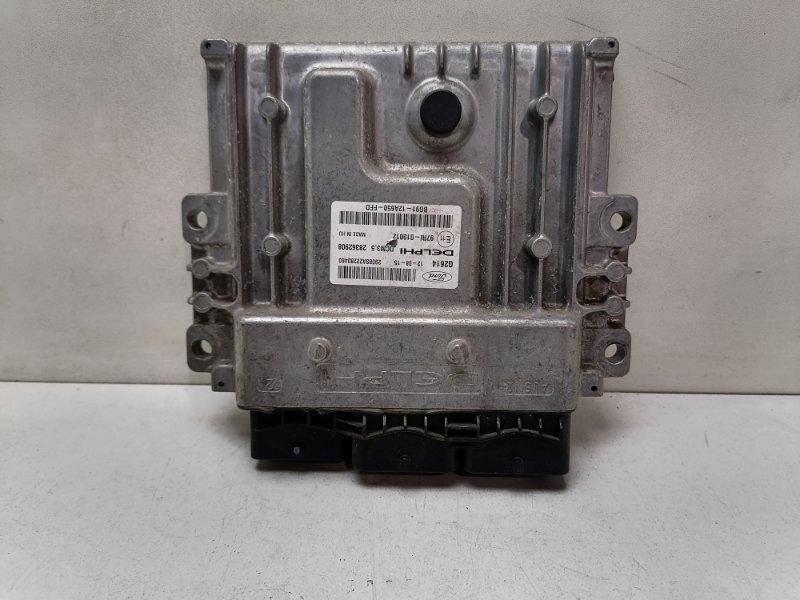Блок управления двигателем Ford Galaxy 2.0 TDCI 2013 (б/у)