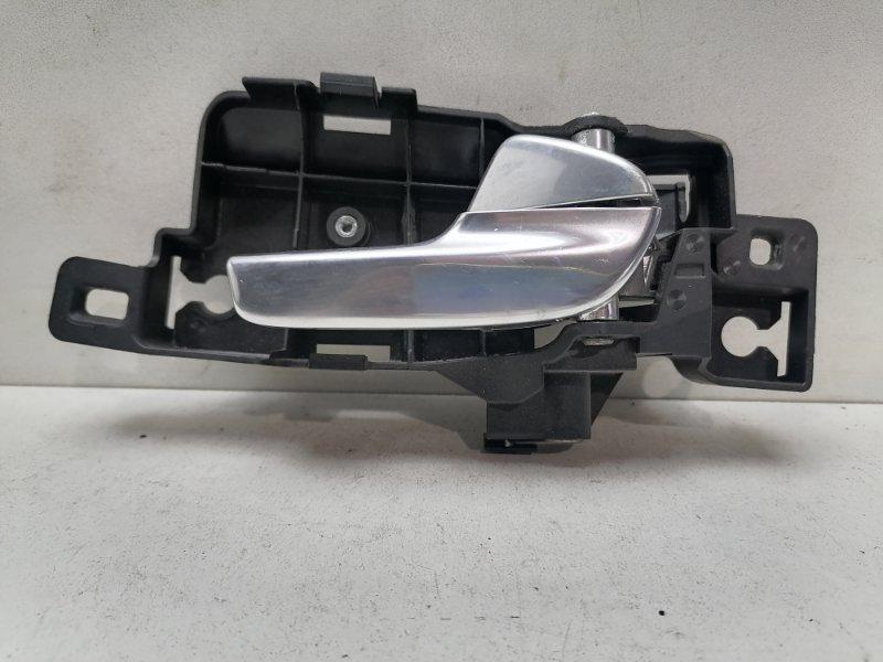 Ручка двери внутренняя Ford Mondeo 2.0 TDCI 2009 правая (б/у)