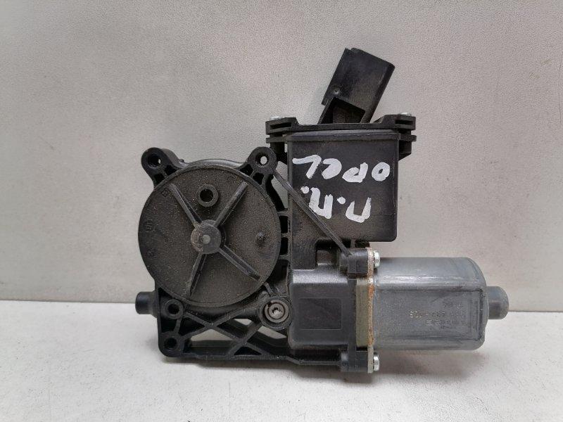 Мотор стеклоподъемника Opel Insignia 2.0 D 2012 передний правый (б/у)
