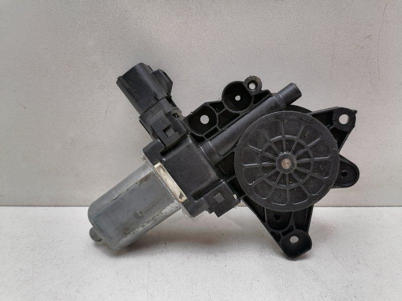 Мотор стеклоподъемника Jaguar Xf 3.0 D 2009 левый (б/у)