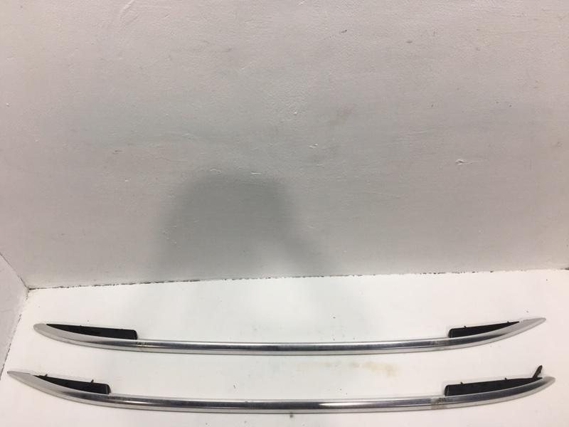 Рейлинги на крышу Volkswagen Tiguan 2.0 TDI 2009 (б/у)