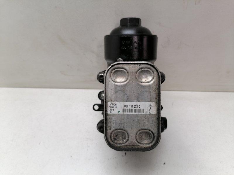 Радиатор масляный Volkswagen Tiguan 2.0 TDI (б/у)