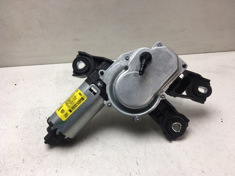 Моторчик стеклоочистителя Volkswagen Tiguan 2.0 TDI задний (б/у)