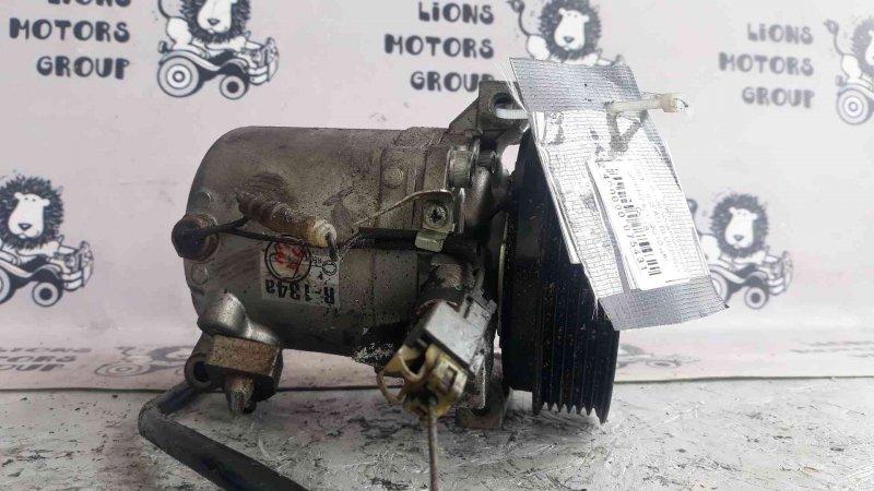 компрессор кондиционера NISSAN BLUEBIRD SILPHY куз. QG10 двг. QG18
