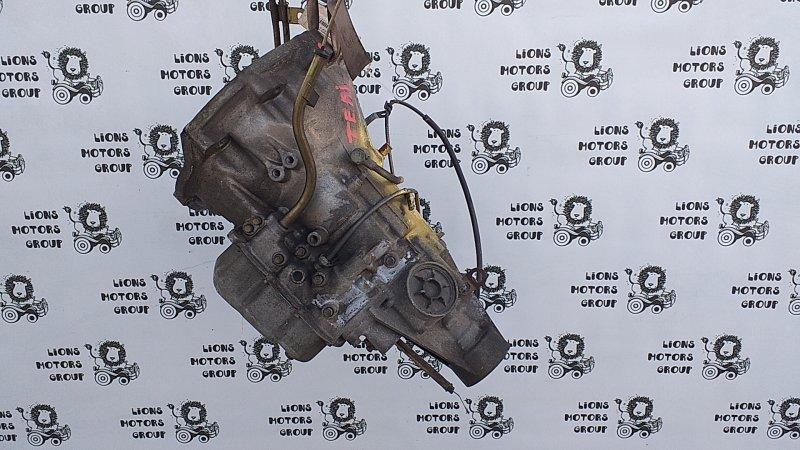 АКПП DAIHATSU TERRIOS  куз. J131G двг. EF