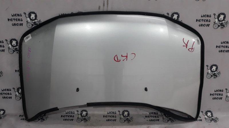 Капот серебро TOYOTA NOAH куз. SR40