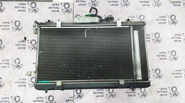 Радиатор основной SUZUKI SX4  куз.YB11S  А/Т + радиатор кондиционера