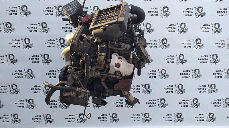 Двигатель MMC PAJERO MINI 4A30-247246  20 VALVE TURBO куз. H56A двг. 4A30
