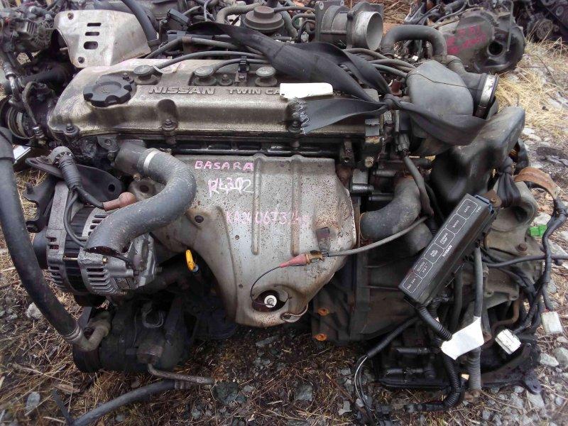 двигатель NISSAN BASSARA 0673245 куз. U30 двг. KA24