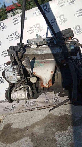 двигатель TOYOTA SPRINTER 4A8300463 куз. AE92 двг. 4AFE