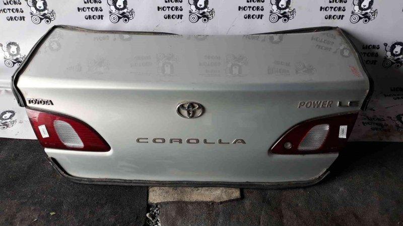 крышка багажника ПЕРЛ TOYOTA COROLLA ALTIS куз. ZZE111