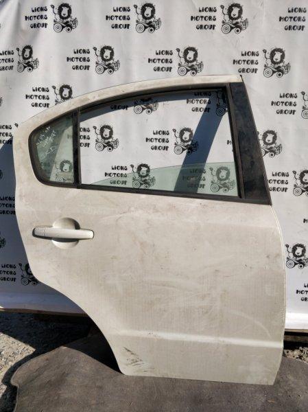 Дверь боковая Suzuki Sx4 YC11S задняя правая (б/у)
