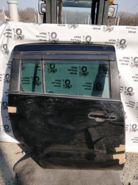 Дверь боковая Mazda Premacy CREW 2008 задняя правая (б/у)