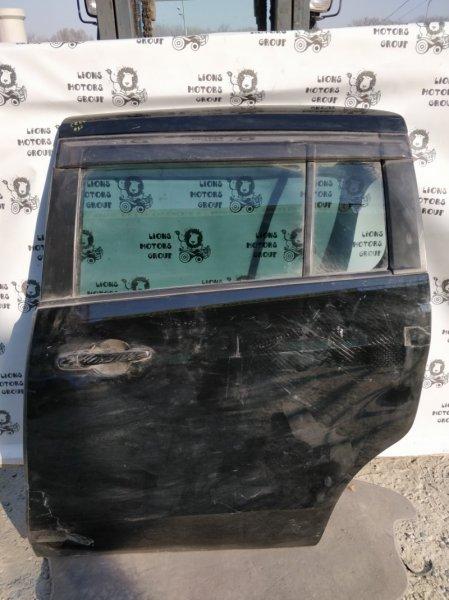 Дверь боковая Mazda Premacy CREW 2008 задняя левая (б/у)