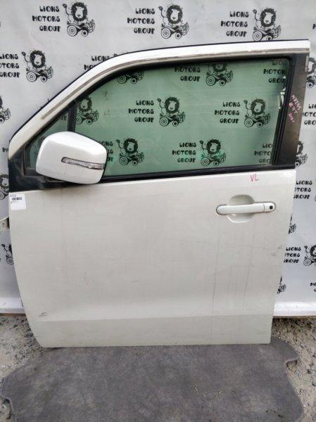 Дверь боковая Suzuki Wagon R MH23S передняя левая (б/у)