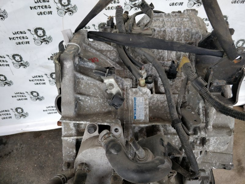 Кпп автоматическая Toyota Noah ZRR70 3ZR-FE (б/у)