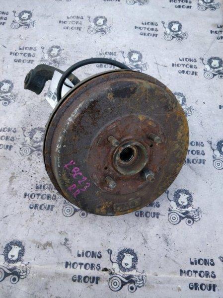Ступица Nissan Serena KBC23 SR20DE задняя правая (б/у)