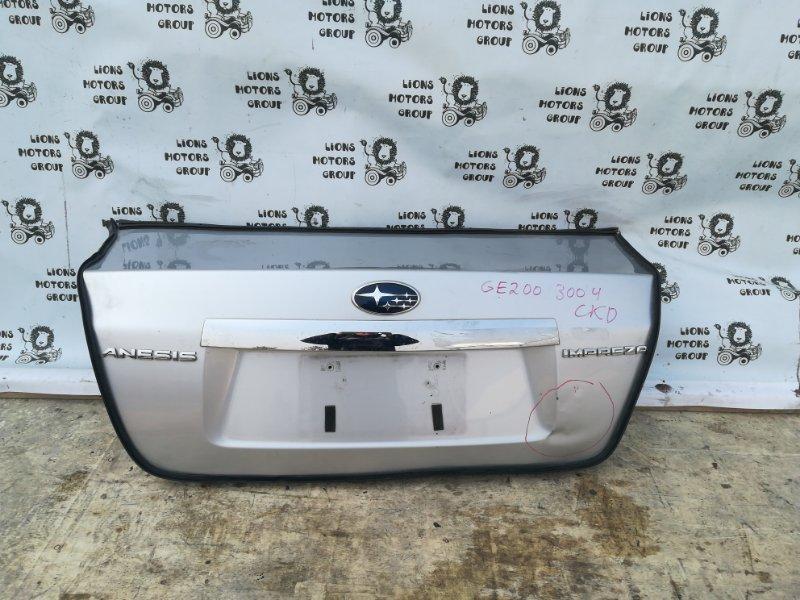 Крышка багажника Subaru Impreza GE2 (б/у)