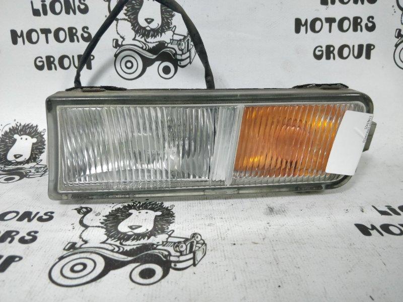 Туманка Nissan Cima FHY33 левая (б/у)
