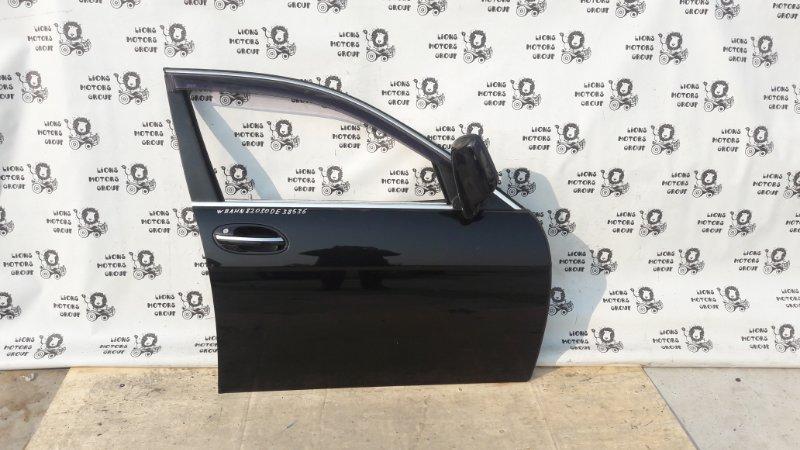 Дверь боковая Bmw 7-Series E66 N62N 2007 передняя правая (б/у)