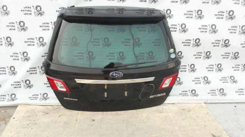 Дверь задняя Subaru Exiga YA5 задняя (б/у)