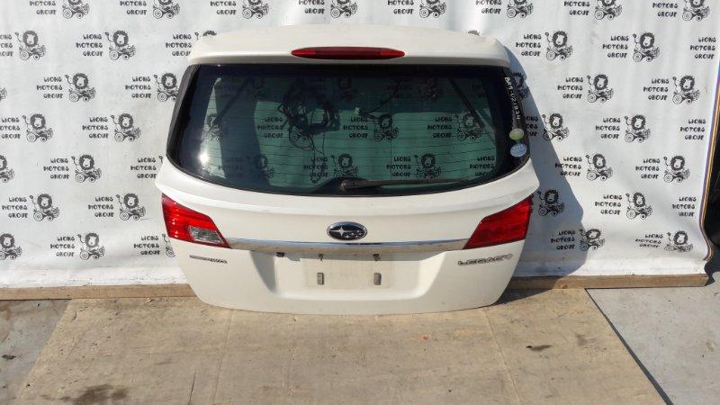 Дверь задняя Subaru Legacy BR9 2010 (б/у)