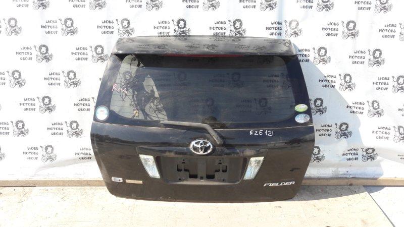 Дверь задняя Toyota Corolla Fielder NZE121 (б/у)