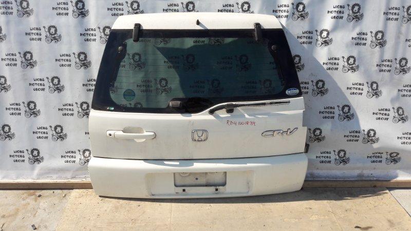 Дверь задняя Honda Crv RD4 K20A (б/у)