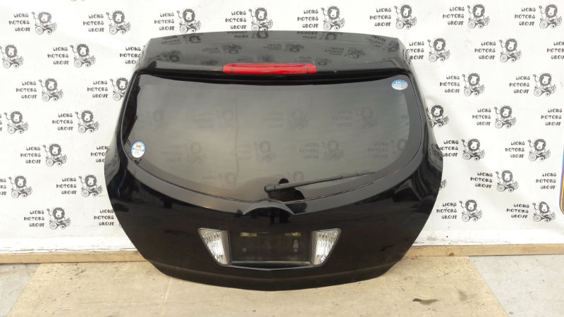 Дверь задняя Nissan Murano TZ50 QR25DE (б/у)