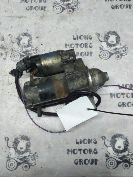 Стартер Toyota NCP16 1NZ (б/у)