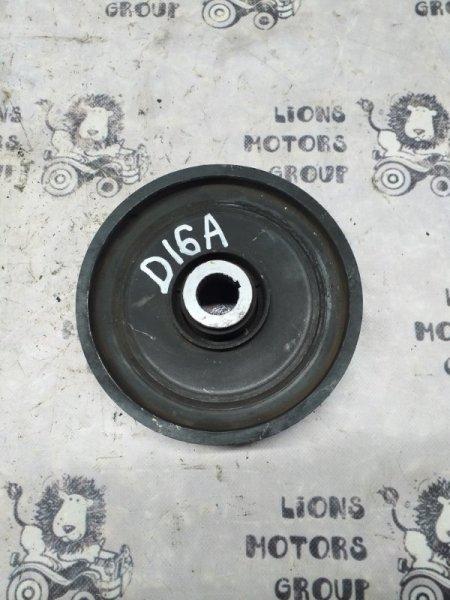 Шкив коленвала Honda D16A (б/у)